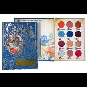 Brand new storybook cosmetics palette